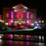 Margret Mergen freut sich auf den Beginn der Theaterspielzeit und Philharmonie
