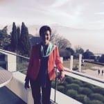 Besuch beim IOC in Lausanne