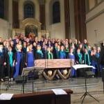 Spiritual- und Folklorechor veranstaltet Benefizkonzert