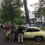 Oldtimermeeting präsentiert 350 exklusive Oldtimer