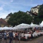 Stadtfest auf dem Marktplatz