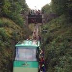 Einsatzübung der Rettungskräften an der Merkurbahn