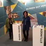"""Werbung für die Museumskultur bei der """"art"""""""