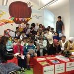 Interkulturelle Lesestunde in der Stadtbibliothek