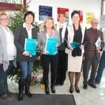 Besuch beim Internationalen Bund IB