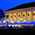 Baden-Baden freut sich über rund 950.000 Touristen im Jahr 2014
