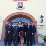 Arbeitssitzung der Bürgermeister im Südsprengel