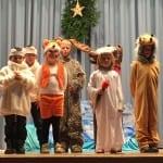 Rebland feiert Ersten Advent mit Grundschultheater