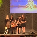 Clara Schuhmann Musikschule präsentiert sich bei Weihnachtsfeier