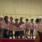 Kindergarten St. Jacob begeistert bei Weihnachtsfeier