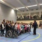 Neue Turnhalle in Steinbach eingeweiht