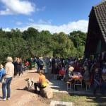 Obstgarten Leisberg nach 100 Jahren geöffnet