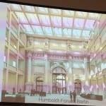 Architekt Franco Stella bei Architekturgesprächen