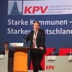Kommunalpolitische Vereinigung tagt zu aktuellen Themen