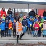 Putzmunter Aktion mit 1200 Schülern