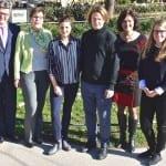 Neue Stipendiaten des Baldreit Stipendiums begrüßt