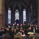 Johannespassion mit dem Vokalensemble und Kammerorchester der Stiftskirche