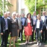 Personal-und Organisationsausschuss des Städtetages in Baden-Baden