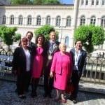 Städtepartnerschaft mit Karlsbad feiert 20 Jahre Bestehen