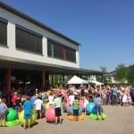 Grundschule Cité feiert
