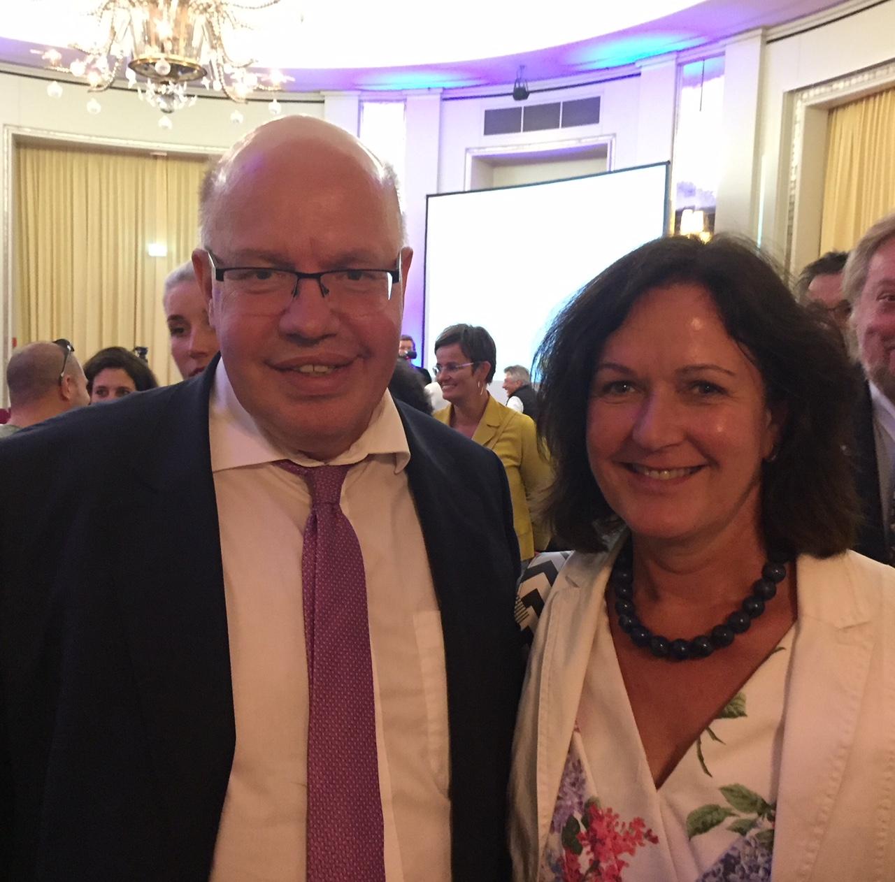 Bundeswirtschaftsminister Altmeier zu Europa