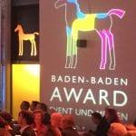 Baden-Baden Award 2018